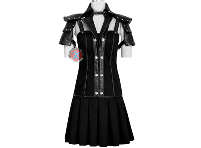 Armor I Shaped Handsome Onigirls Military Uniforms Dress