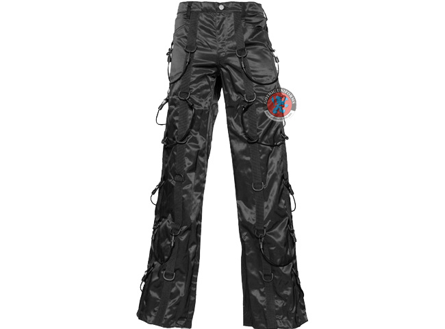 Broken Commandments Gothic pants