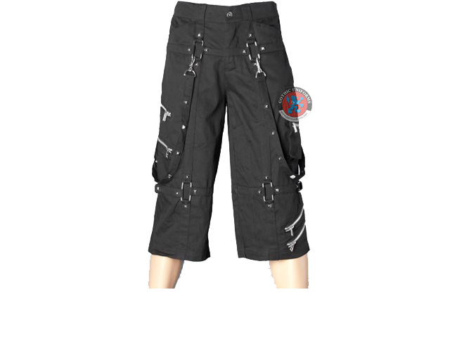 Death March Over knee cargo pants