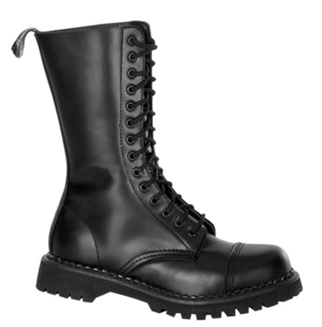Men Casual Rocky 14 Lace Up Men Leather Boots