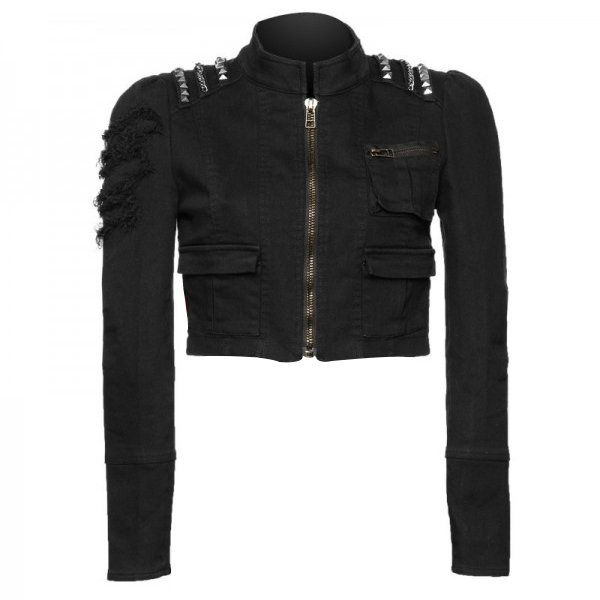 WOMEN GOTHIC STYLE FASHION JACKET