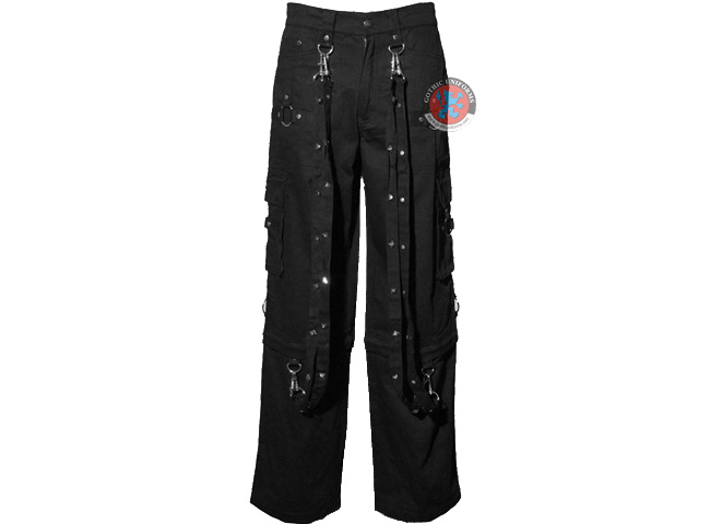 New World Desolation Convertible gothic pants