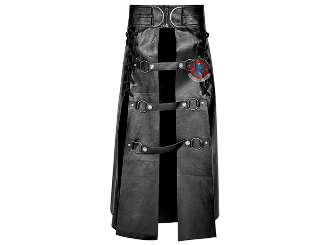 Punk Six Pieces Male Skirts