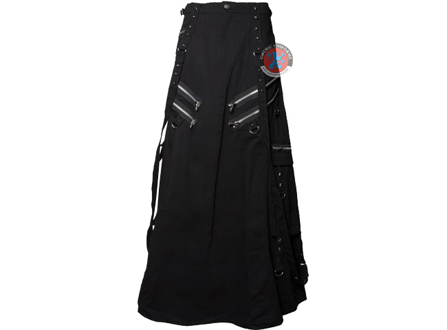 Ravaged Gothic mens skirt
