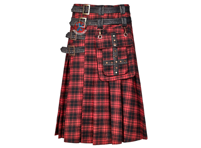 Scottish Style Heavy Metal Skirts