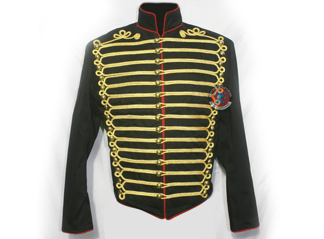 Steampunk Military Jacket