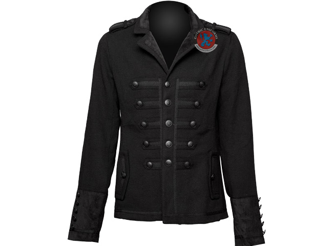 Venom Tears Vintage military jacket