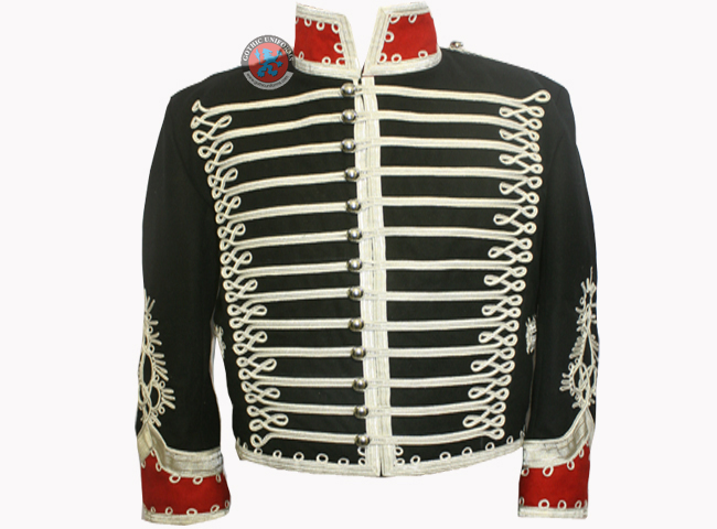 Vintage Hussar military drummer boy jacket